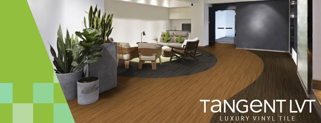 Tangent LVT Luxury Vinyl Tile