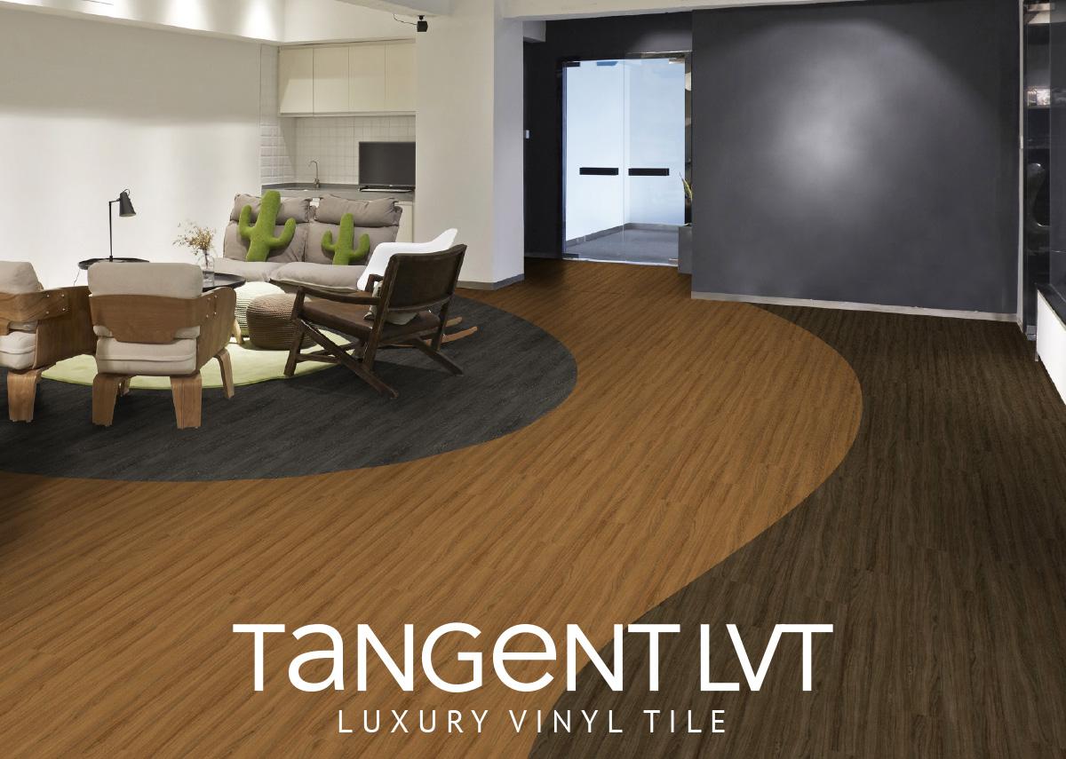 Tangent Luxury Vinyl Plank